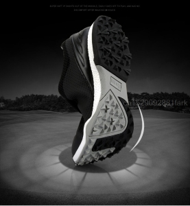 Image 3 - Golf Shoes Mens Sneakers Anti skid Sole Breathable Sneakers Waterproof Soft Golf Shoes for Men Training Sports Shoes