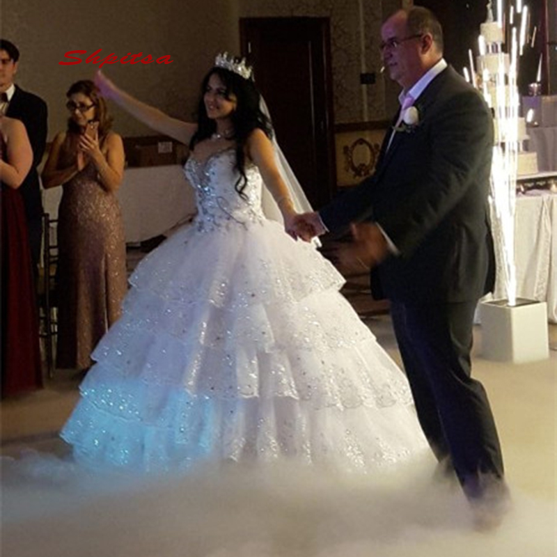 Lace Princess Wedding Dresses Plus Size White Ivory Ball Gown Luxury Tulle Women Wedding Gown Bridal Bride Dresses Wedding Dresses Aliexpress,White Silk Ball Gown Wedding Dress