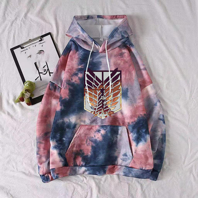 ATTACK ON TITAN THEMED HOODIE