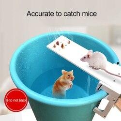 Domowy ogród pułapka na mysz Pest gryzoń pułapka pułapka na szczury dom ogród Pest Controller myszy odstraszacz szczur pułapka na szczury HOT w Pułapki od Dom i ogród na