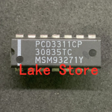 10 unids/lote PCD3311CP PCD3311 DIP