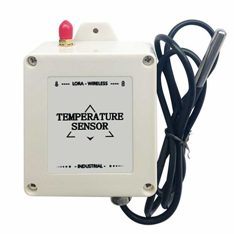 Freeshipping ds18b20 temperature sensor lora wireless temperature logger 433mhz/470mhz  probe temperature transmitter-in Fixed Wireless Terminals from Cellphones & Telecommunications