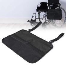Сумка для инвалидной коляски с несколькими карманами, аксессуар для организации колясок/скутеров, трость