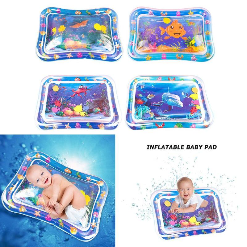 Kids Swim Pool Floating Pad Multi-function Baby Swimming Inflatable Infant Good Material Flexibility Armpit Floating Mat