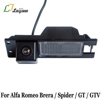 Cámara de visión trasera de coche para Alfa Romeo Brera Spider 05...
