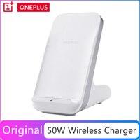 オリジナルoneplus 50ワットワイヤレス充電器スーパーワイヤレスフラッシュ充電垂直ワイヤレス充電器8t oneplus oneplus 9