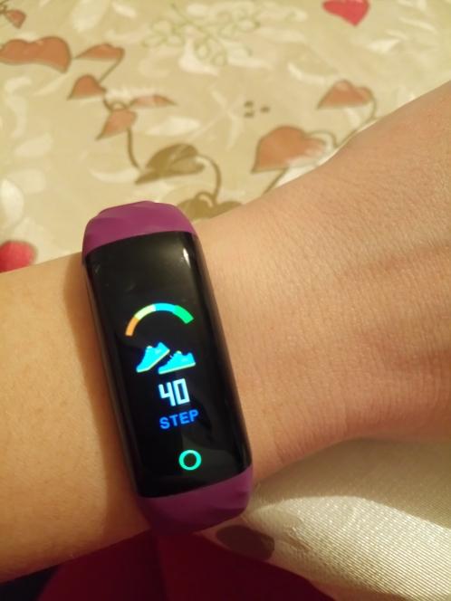 Electronics - S5 Smart Bracelet Fitness Tracker waterproof