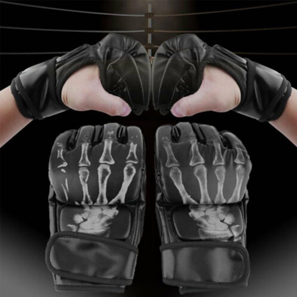 de boxe luta thai mma punch treinamento luvas
