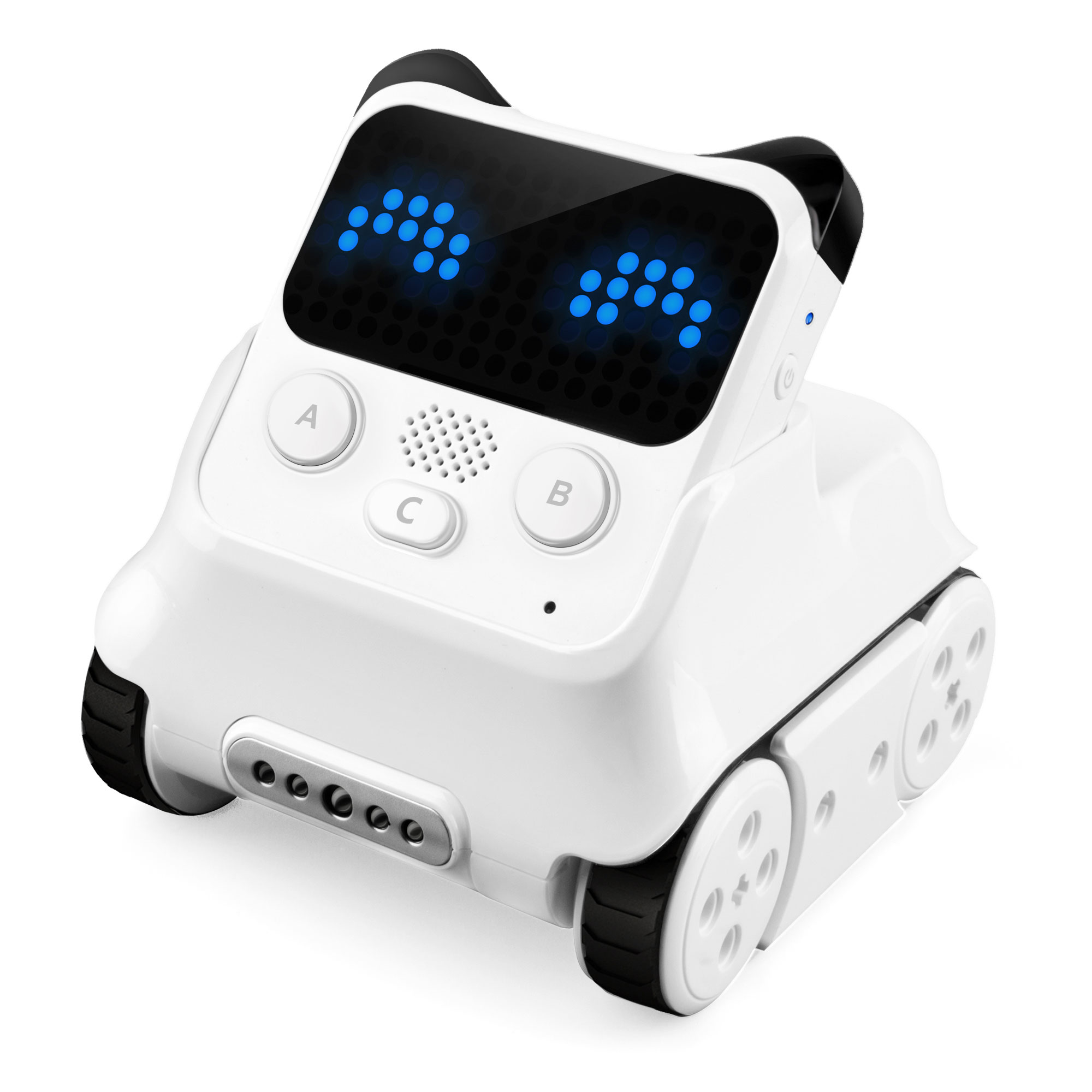 Makeblock Codey Rocky Programmable Robot, Fun Toys Gift To Learn AI, Python, Remote Control For Kids Age 6+