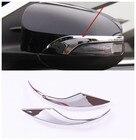 2pcs ABS Chrome Car ...