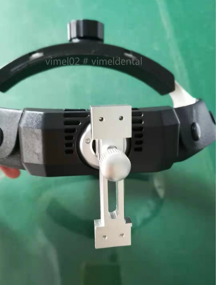 Serre tête dentaire helmat pour lampe à tête LED Portable-in Blanchiment des dents from Beauté & Santé    2
