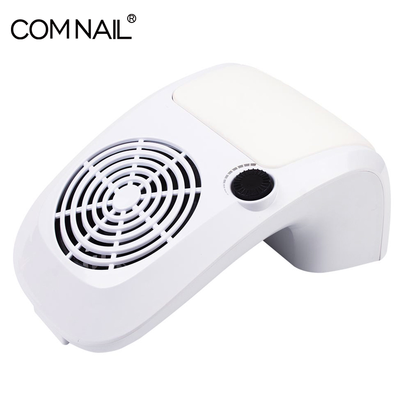 40W New Strong Power Nail Dust Collector Nail <font><b>Fan</b></font> Art Salon Suction Dust Collector Machine Vacuum Cleaner <font><b>Fan</b></font> in RU Stock image