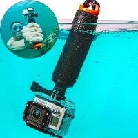 Float Hand Einbeinstativ Grip Stativ für Gopro Auftrieb Stange Pole-Stick Einbeinstativ für Go Pro Hero 5 4 3 Für xiaomi 4K Action Sport Kamera