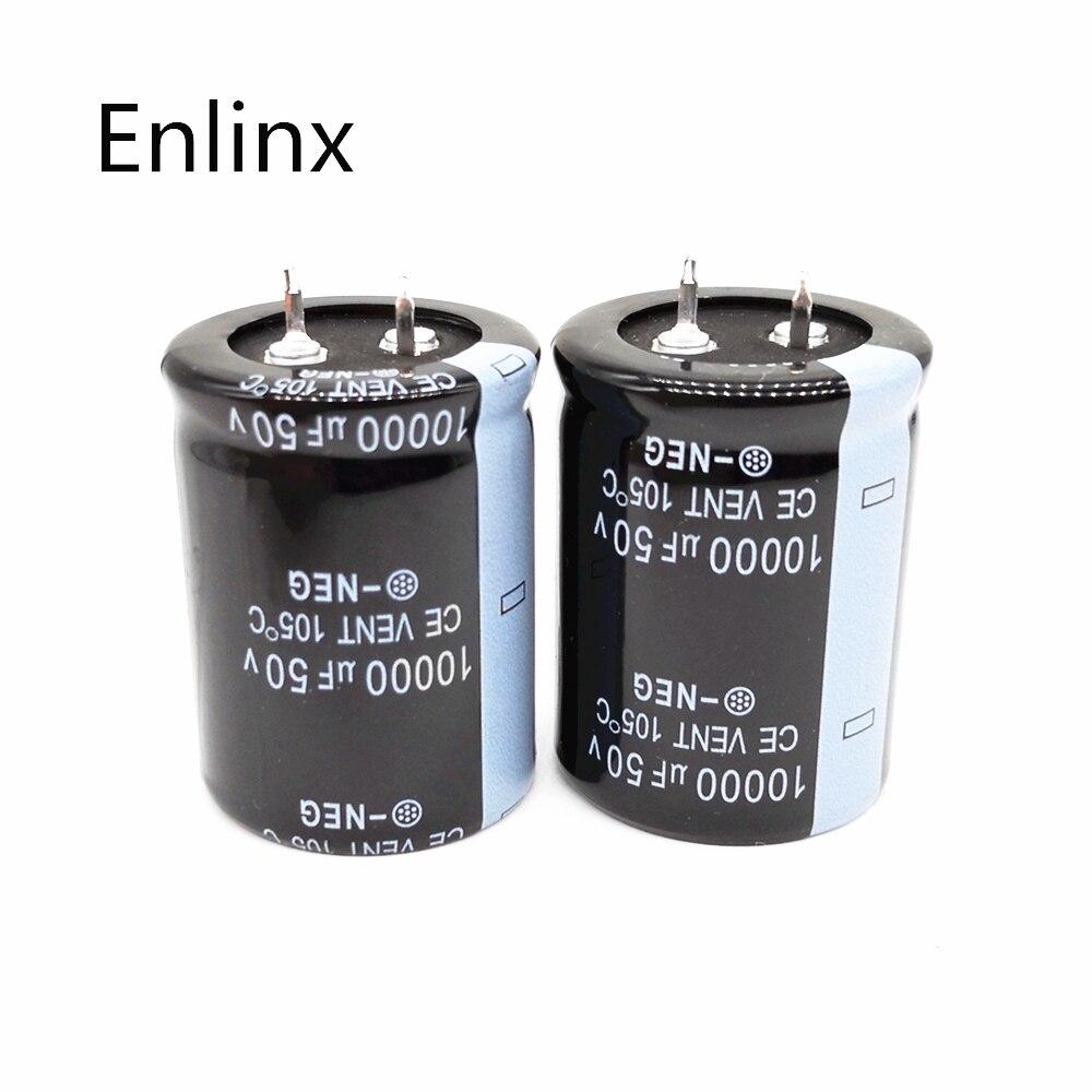 Original New Elna Snap In Capacitor 50V 4700UF 30X30mm 105