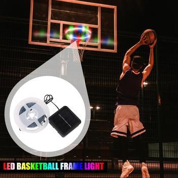 טבעת לד לכדורסל