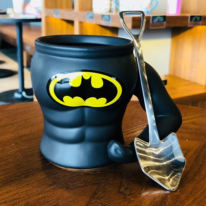 OUSSIRRO-Super-Hero-Avenger-Justice-League-Infinity-Mugs-With-Spoon-Pure-Color-Mugs-Cup-Kitchen-Tool (1)