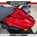 Аксессуары для мотоциклов Задняя крышка сиденья cb650r с Резиновая прокладка для Honda CB650 R 2019 CBR650R cb650r 19 задняя крышка хвоста