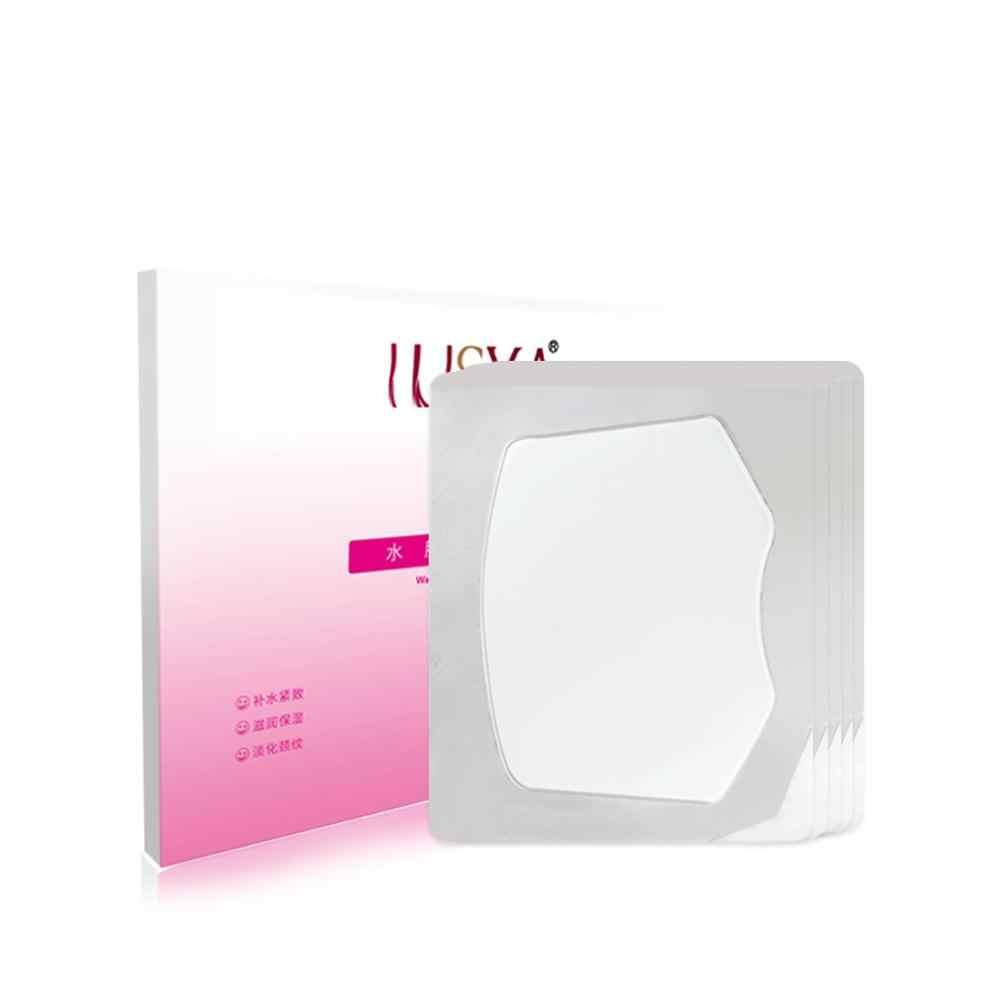 ILISYA Leher Pad Mencegah Leher Keriput Hydrating Masker Leher Kolagen Leher Patch Anti-Kerut Anti-Aging Kerut Penghapusan