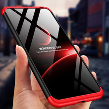 For Huawei Honor V30 View 30 Case Fashion 360 Degree Anti-fall Hard PC Phone Cover For Huawei Honor V30 View 30 Pro Cases Bag 360 full protection case for huawei honor v30 case luxury hard pc shockproof cover for honor view30 pro v30 bumper capa