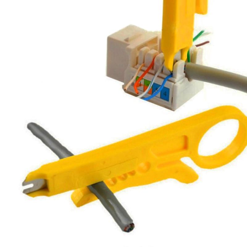 Мини Портативный нож для зачистки проводов щипцы плоскогубцы обжимной инструмент для зачистки кабеля резак для проводов многофункциональные инструменты для резки линии карманный Мультитул