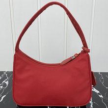 Moda casual náilon axilas sacos para as mulheres de alta qualidade final luxo bolsa ombro bolsas sacos do mensageiro frete grátis