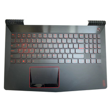 NEW For Lenovo Legion Y520 R720 Y520-15 R720 -15 Y520-15IKB R720-15IKB Laptop Palmrest Upper Case Backlit Keyboard Touchpad new for lenovo y520 r720 bottom base cover case ap13b000400