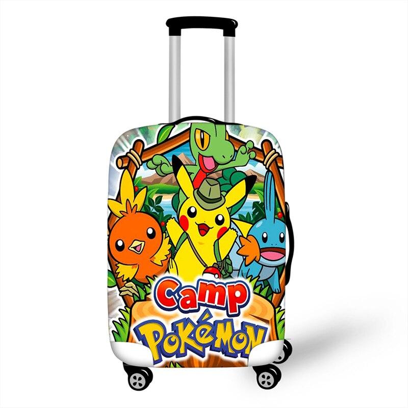 18-32 Polegada pokemon pikachu haunter eevee mala