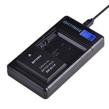 Batterie el14 + double chargeur LCD, pour Nikon P7800,P7700,P7100,P7000,D5600,D5500,D5300,D5200,D5100,D3200,D3300