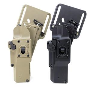 Image 1 - 전술 무기 사냥 집사. 권총 호환, 오른손 측면 사용자를위한 (xh15/xh35/X300UH B 손전등) 로 저장할 수 있습니다.