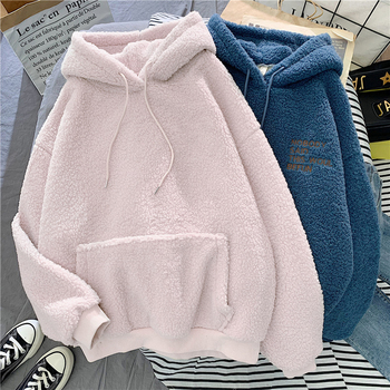 Pullover Casual Warm Women Sweatshirt Tops For Girl