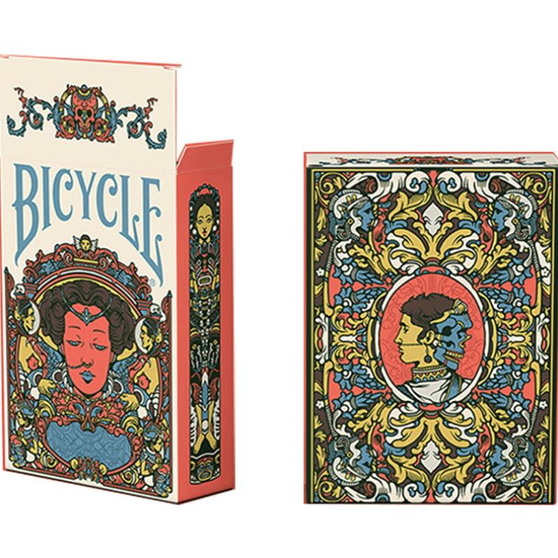bicycle-artist-secone-playing-cards-88-63mm-paper-magic-category-font-b-poker-b-font-cards-for-professional-magician