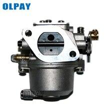 Карбюратор 67D-14301-13 67D-14301-11 в сборе для 4-тактного лодочного двигателя Yamaha 4hp 5hp F4A F4M