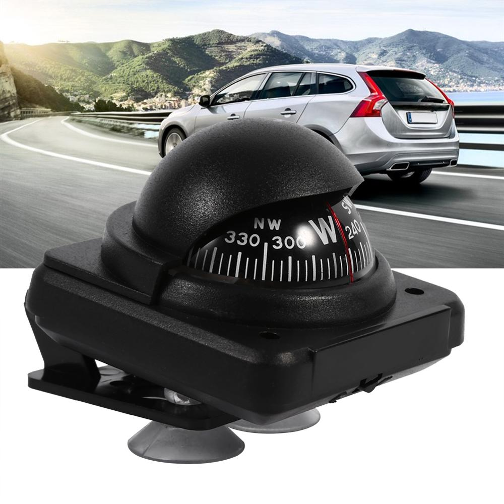 Наружный портативный ABS мини электронный автомобильный навигатор морская Поворотная Морская Лодка корабельный компас Инклинометр измерит...