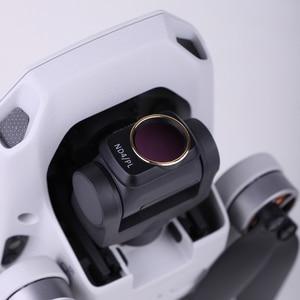 Image 4 - ND מסנני ערכת ND4 + ND8 + ND16 + ND32 עדשת מסנן עבור dji Mavic מיני 2/mavic מיני 1 drone אבזרים