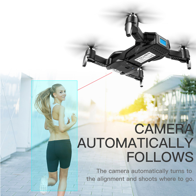 LAUMOX S17 RC Drone with 4K Adjustable Wide-Angle Camera Foldable Quadcopter Optical Flow Dron RC Helicopter VS X12 SG106 XS816