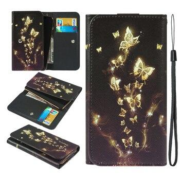 Перейти на Алиэкспресс и купить Чехол-Бумажник для телефона Archos Oxygen 57 63 Artel U1-GL Mini ASUS ROG Blackview BV5500 Plus 3 Strix Edition