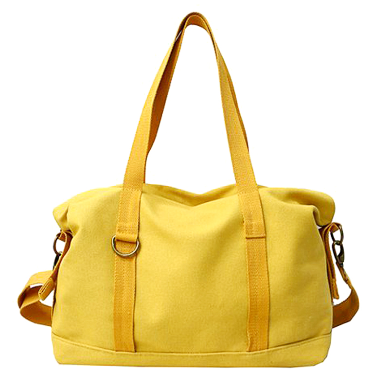 Bag For Women Canvas Multifunctional Outdoor Women Sport Bag Training Gym Bag Woman Sports Handbags Fitness Purse