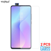 2PCS Glass For Xiaomi Mi 9 Lite 8 SE 9T Pro CC9 CC9e Screen Protector Tempered Glass For Xiaomi Mi 5 Glass Protective Phone Film