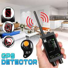 1 ensemble M8000 détecteur de Signal sans fil RF détecteur de Signal Anti espion caméra candide GSM Audio GPS Scan Finder protection de la vie privée livraison directe
