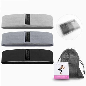 Resistance Bands 3-Piece Set Fitness Rubber Band Expander Elastic Bands For Fitness Exercise Band Home Workout Fitness Equipment 9