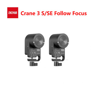 Image 3 - ZHIYUN Crane 3S Crane 3 SE Follow Focus and Zoom Combo Kits TransMount Servo focus for Gimbal Stabilizer Controller accessories