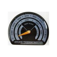 Эмаль Магнитная дровяная печь трубный термометр измерения температуры элементы питания