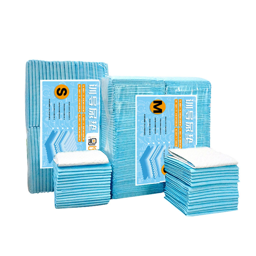 20/40/50/100pcs Dog Training Pads Super Absorbent Diaper Pet Dog Pads&Trays Puppy Diaper Urine Pad For Dogs Pet Diaper Supplies