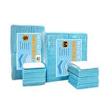 Almohadillas de entrenamiento para perros, suministros de pañales para mascotas, súper absorbentes, 20/40/50/100 Uds.