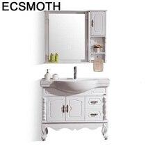 Maison Rangement Mobiletto Toaletki Armario Schrank Kasten meuble Salle De Bain Vanity Mobile Bagno Banheiro Bathroom Cabinet