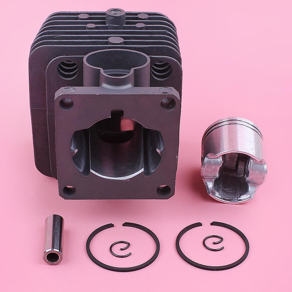 Tools : 35MM Cylinder Piston Kit For STIHL FS120 FS200 FS250 FS120R FS200R FS020 FS202 FS250R TS200 REP 4134 020 1213