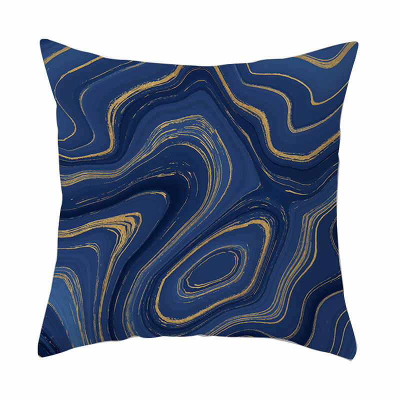 Blue And Brown Decorative Pillows  from ae01.alicdn.com