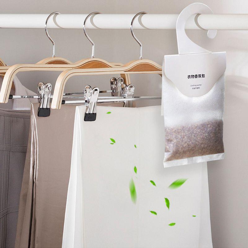 Hanging Fragrant Sachet Aromatherapy Bag Antipest Antimildew Fragrance Freshening Air Wardrobe Closet Home Car
