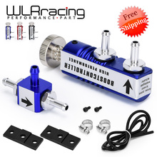 FREE SHIPPING UNIVERSAL ADJUSTABLE MANUAL TURBO BOOST CONTROLLER KIT 1 30 PSI IN CABIN BOOST CONTROL WLR3123