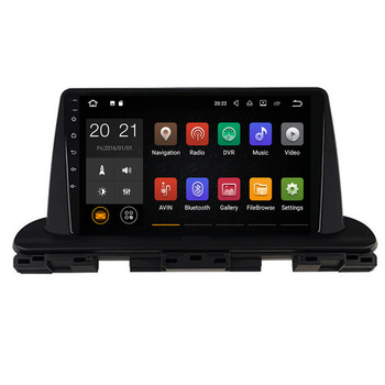 Android 10 4+64G DSP Carplay Radio Car No DVD Player GPS Navi For Kia Seltos 2016 2017 2018 2019 2020+ Head Unit Multimedia dvd image